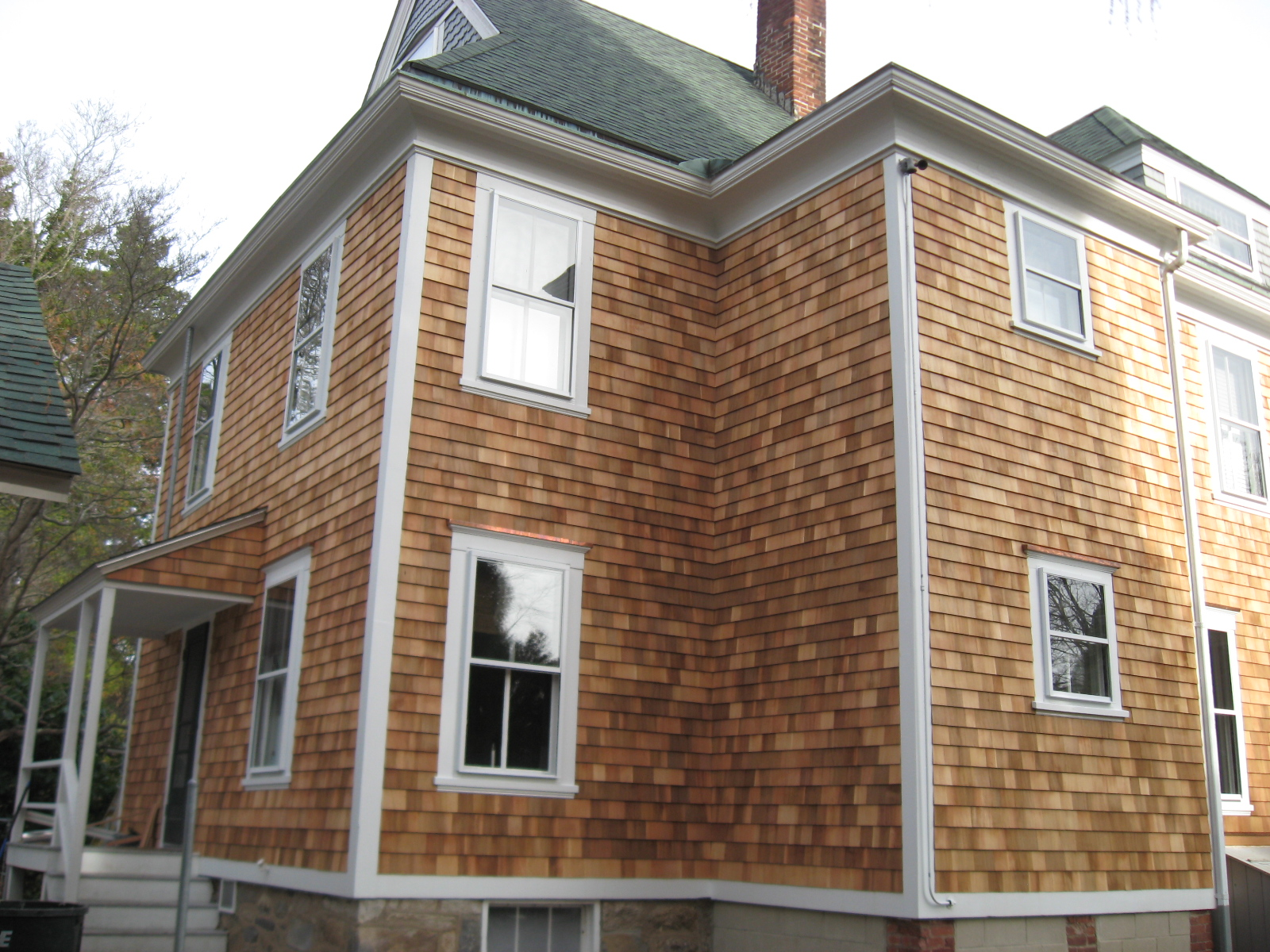 Shingle Style Siding